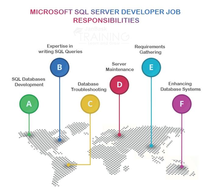 Microsoft SQL Server Developer Job Responsibilities