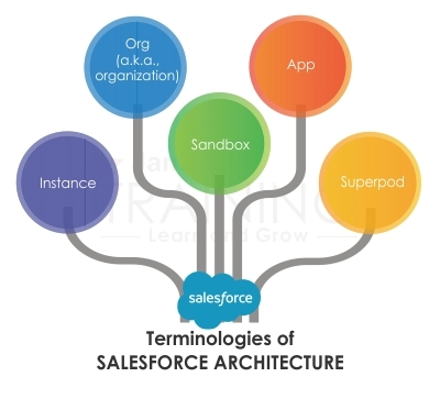 Terminologies of Salesforce Architecture