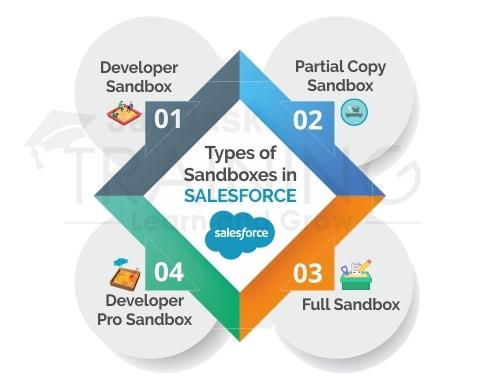 Types of Sandboxes in Salesforce