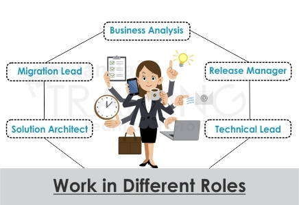 Work in Different Roles
