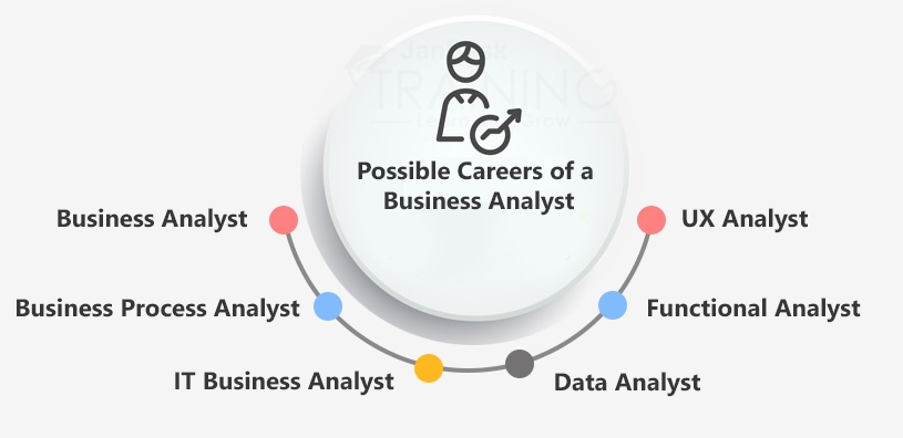 Possible Careers of a Business Analyst