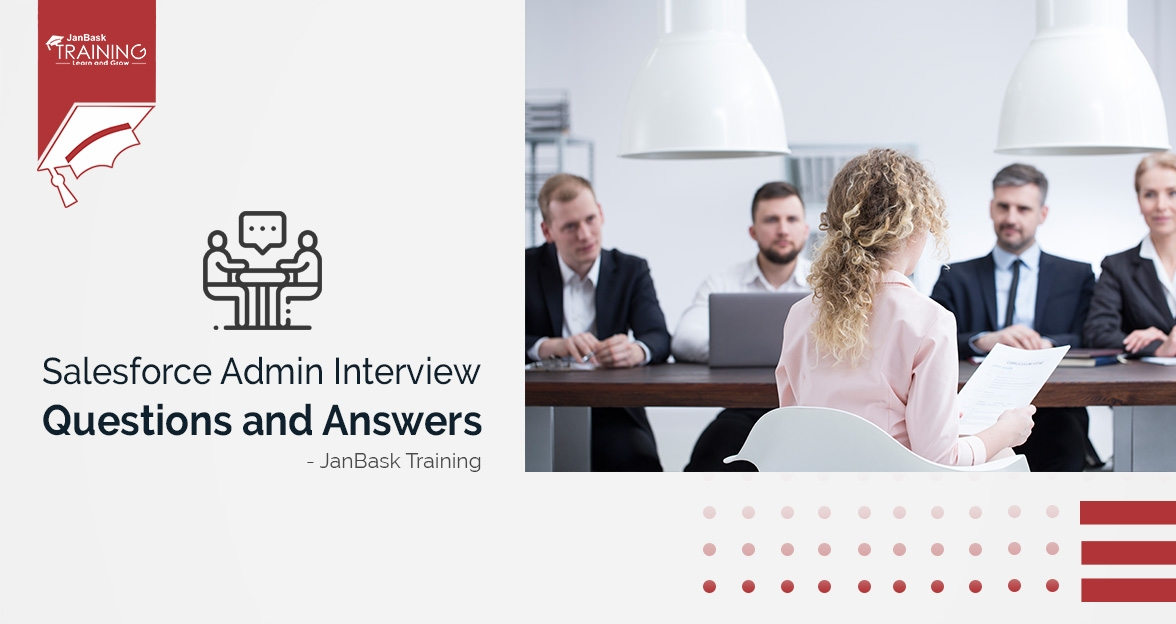 Salesforce Admin Interview Questions and Answers