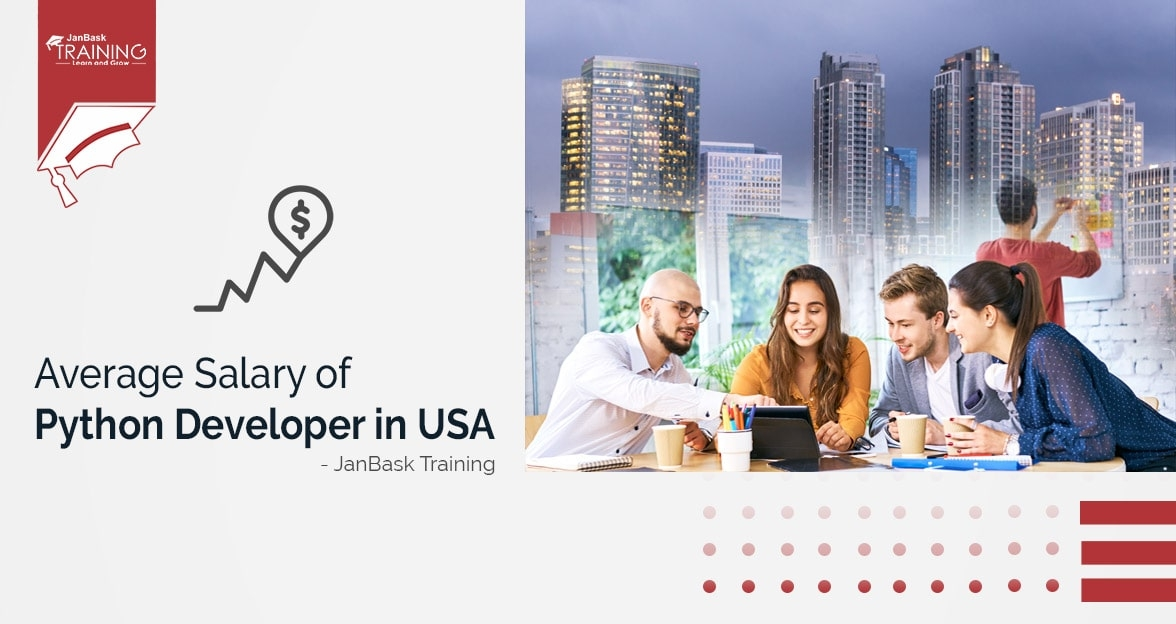 What is the Average Salary of a Python Developer in the USA?