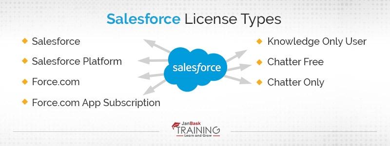 Salesforce License Types