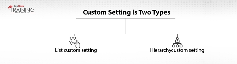 Custom Setting is Two Types