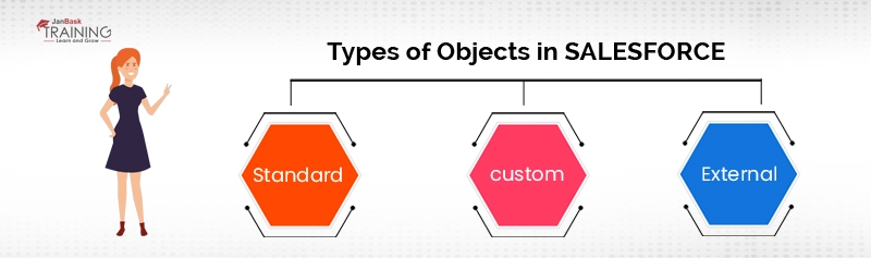 Types of Objects in Salesforce