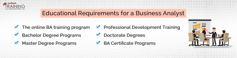 Educational Requirements for a Business Analyst
