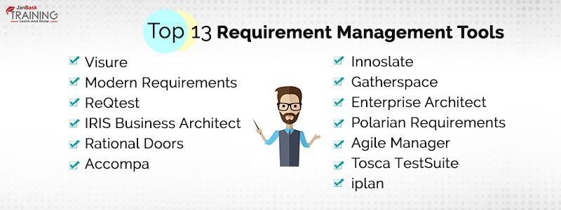 best 13 Tools for Requirement Management