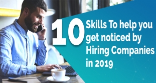 10 Skills that Will Increase your Chances of Getting Hired in 2019