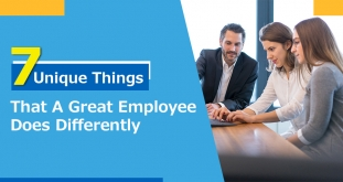 7 Unique Things That Great Employee Do Differently
