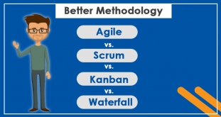 Difference Between Agile, Scrum, Kanban, and Waterfall