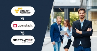 AWS vs. OpenStack vs. SoftLayer - Which One is the Best?