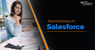What is Asynchronous in Salesforce?