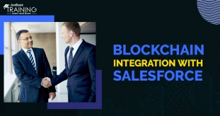 How to integrate Blockchain with Salesforce?