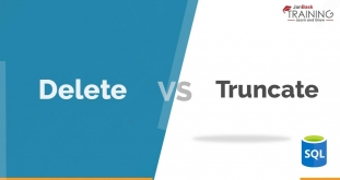 Delete vs Truncate SQL Server – What are the Differences?