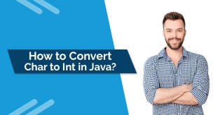 How to Convert Char to Int in Java