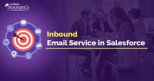 What is Inbound Email Service in Salesforce?