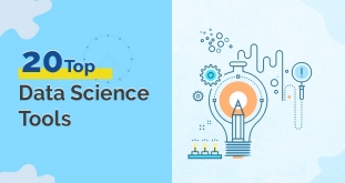 List of Top 20 Data Science Tools For Visualization, Analysis