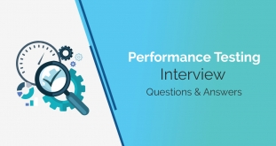 Performance Testing Interview Questions & Answers