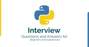 Python Interview Questions and Answers for Beginners and Experienced