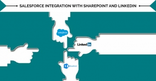 Salesforce Integration with SharePoint and LinkedIn