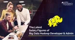 Salary Structure of Big Data Hadoop Developer & Administrator