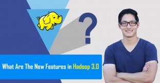 What Is Hadoop 3? What's New Features in Hadoop 3.0