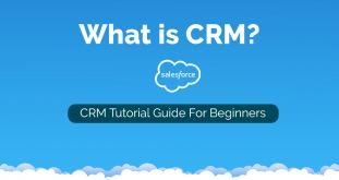 What is CRM? Salesforce CRM Tutorial Guide For Beginners