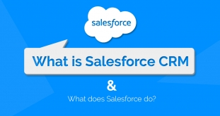 What is Salesforce CRM and What does Salesforce do?