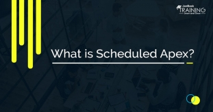 What is scheduled Apex?