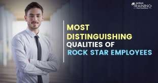 What are the most distinguishing Qualities of Rock Star Employees?