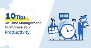 Ten Tips on Time Management to Improve your Productivity