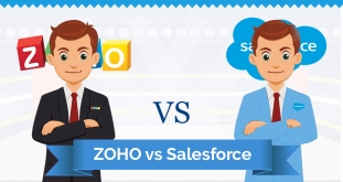 Zoho vs. Salesforce - CRM Software Comparison for Small Business